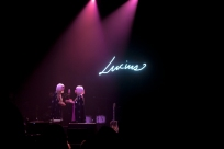 Opening act, Lucius